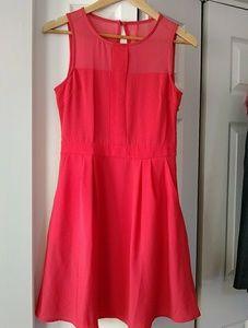 Esley Pink Dress S